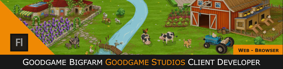 GOODGAME BIGFARM GOODGAME STUDIOS CLIENT DEVELOPER WEB - BROWSER